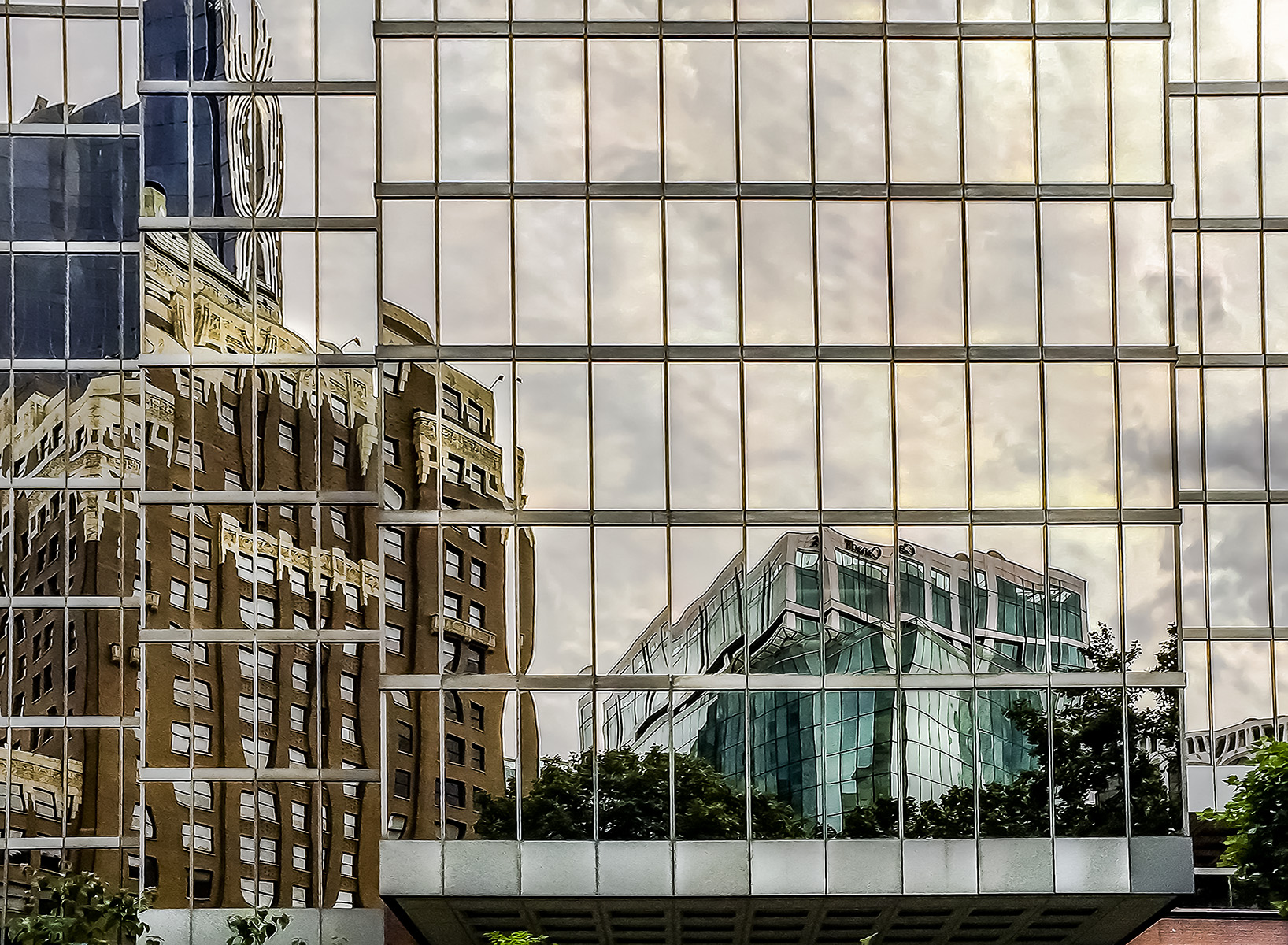 Reflections of Vancouver