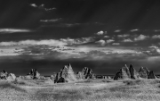 Teepees of the Badlands
