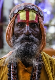 Holy Man of Pushkar Fair