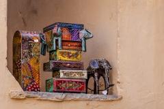 Tourist Boxes