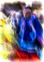 Shawl-Dancer